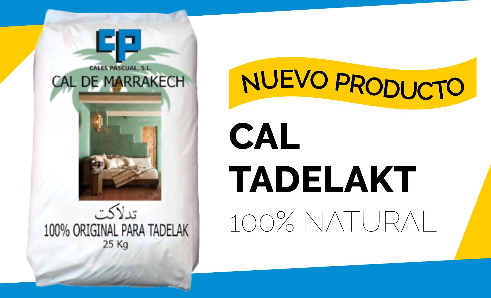Cal Tadelakt CP